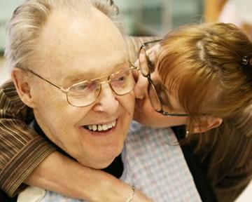 familia alzheimer paciente